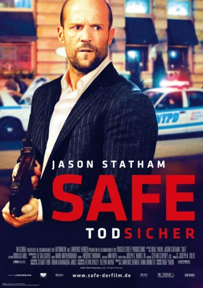 Safe - Plakat