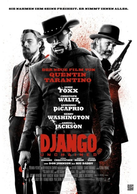 Django Unchained - Hauptplakat 1