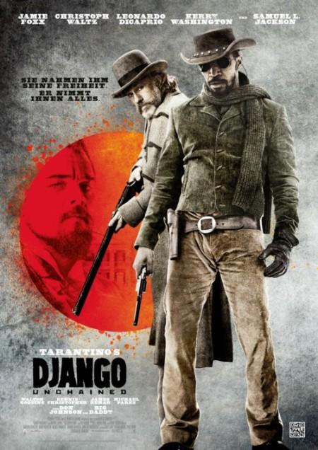Django Unchained - Hauptplakat 2