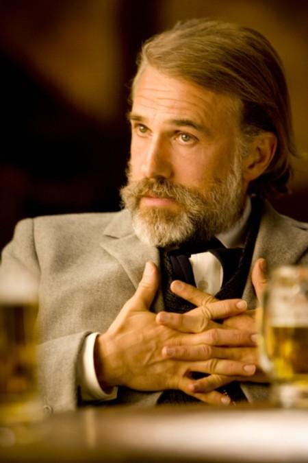Christoph Waltz als Dr. King Schultz (Bild: Sony Pictures)