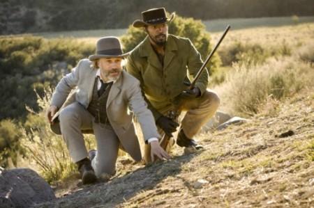 Christoph Waltz und Jamie Foxx (Bild: Sony Pictures)