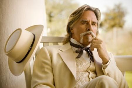 "Not quite ""Miami Vice"". Don Johnson als Spencer Gordon Bennet (Bild: Sony Pictures)"