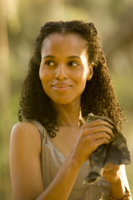 Kerry Washington als Broomhilda von Shaft, aka Djangos Frau (Bild: Sony Pictures)