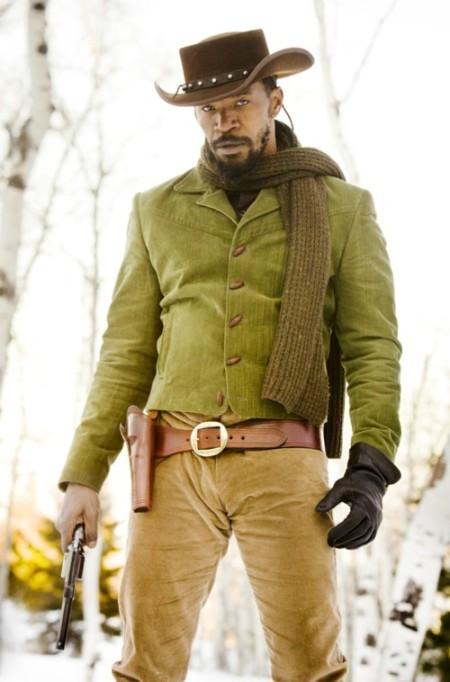 Jamie Foxx als Django (Bild: Sony Pictures)