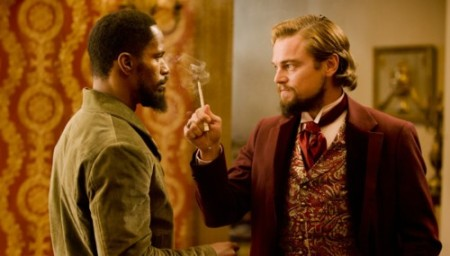 Jamie Foxx und Leonardo DiCaprio (Bild: Sony Pictures)