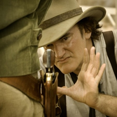 Quentin Tarantino (Bild: Sony Pictures)