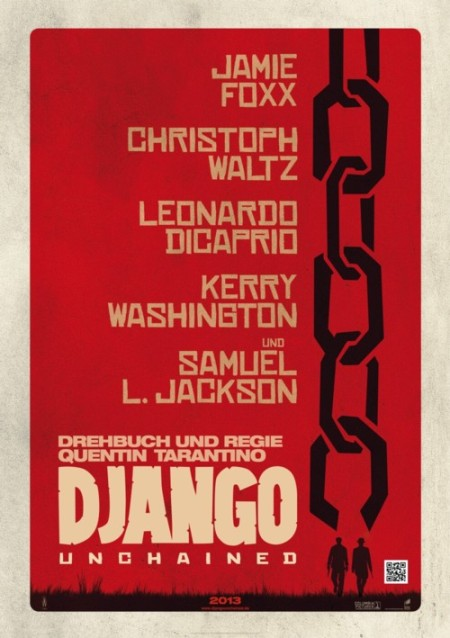 Django Unchained - Teaserplakat 1