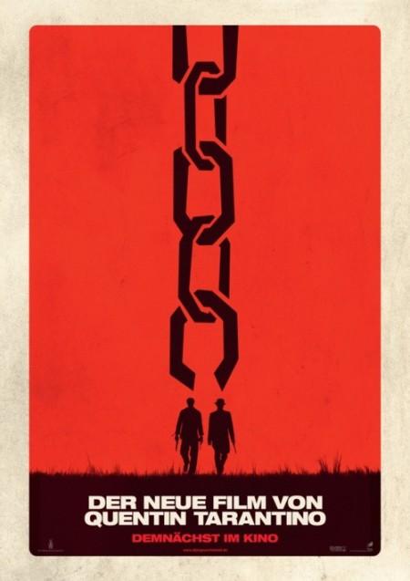 Django Unchained - Teaserplakat 2