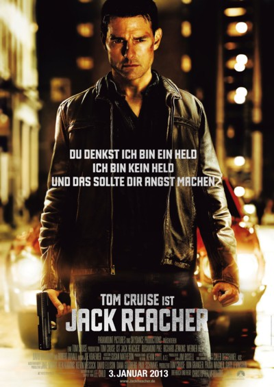 Jack Reacher - Plakat4
