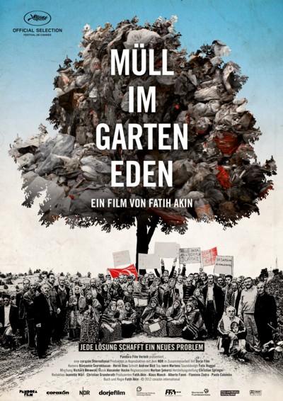 Müll im Garten Eden - Plakat