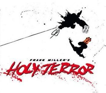 Miller - Holy Terror limitiert