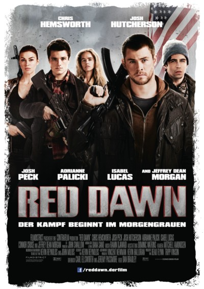Red Dawn - Plakat 4