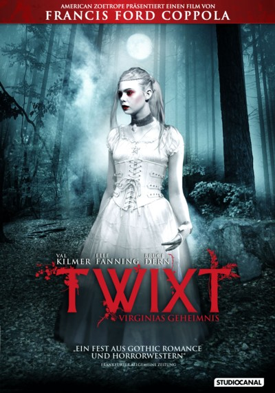 Twixt - DVD-Cover