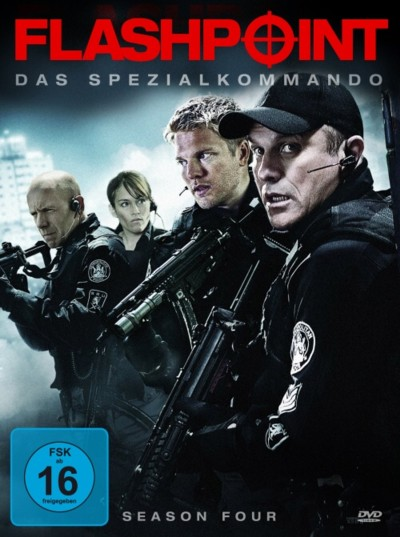 Flashpoint - Staffel 4