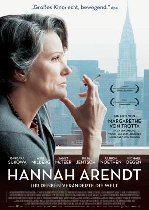 Hannah Arendt - Plakat
