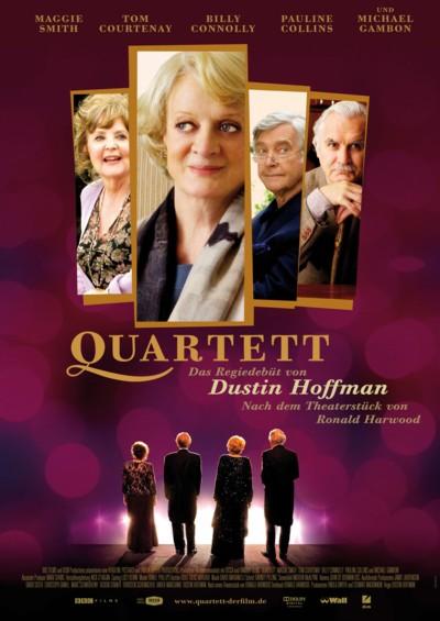Quartett - Plakat4