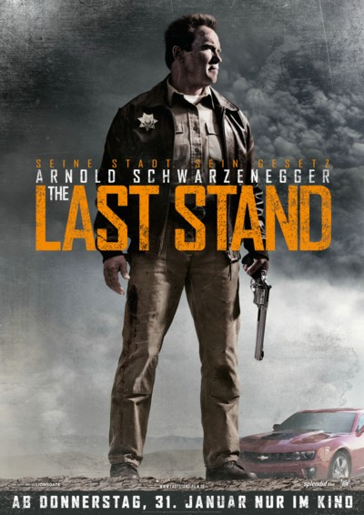 The Last Stand - Plakat