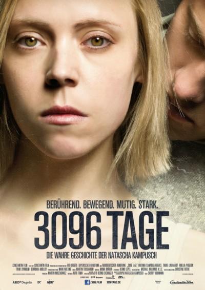 3096 Tage - Plakat
