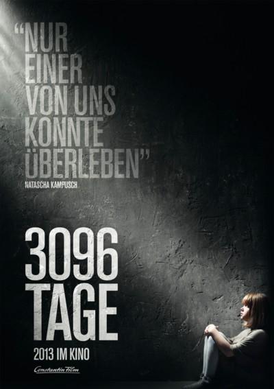 3096 Tage - Teaserplakat