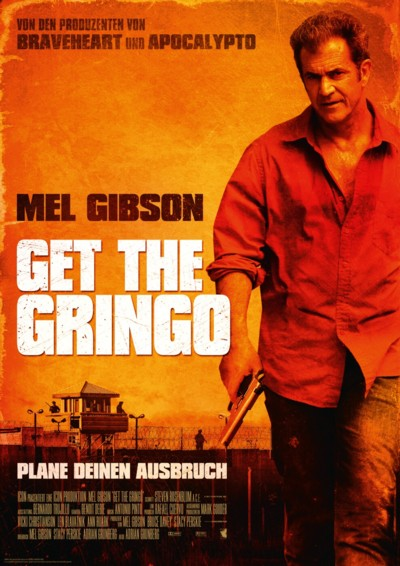 Get the Gringo - Plakat