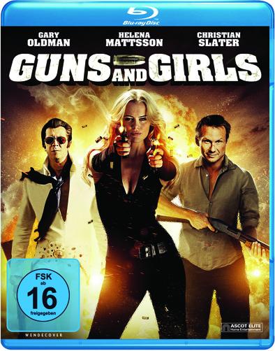 Guns and Girls - Blu-ray