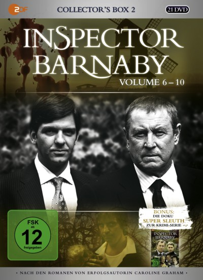 Inspector Barnaby - Collector s Box 2