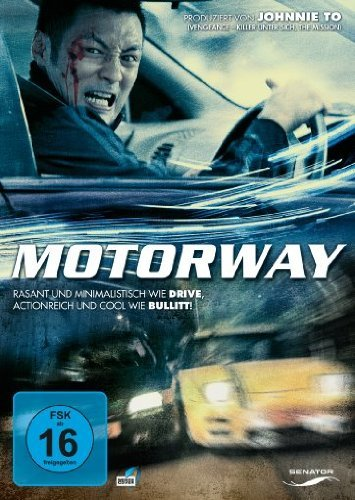 Motorway - DVD-Cover