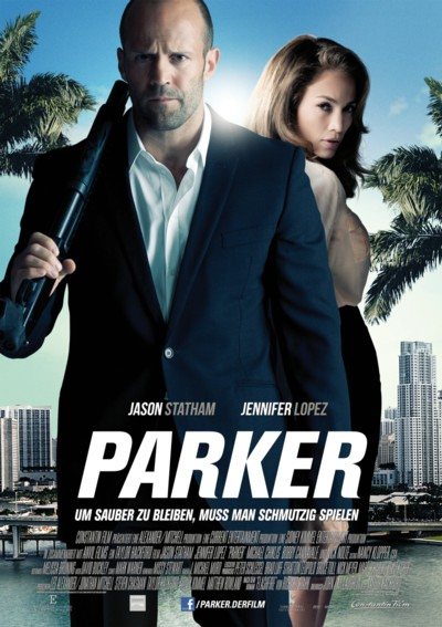 Parker - Plakat