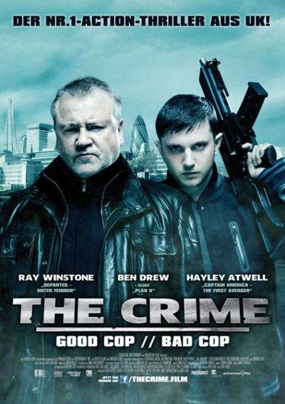 The Crime - Plakat