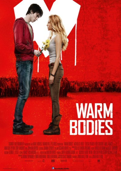 Warm Bodies - Plakat