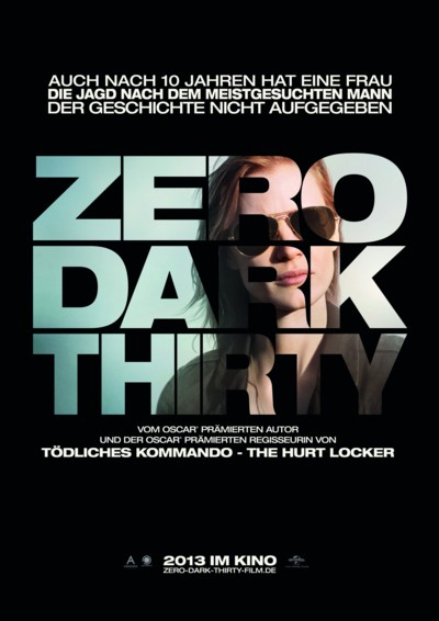 Zero DarkThirty - Plakat