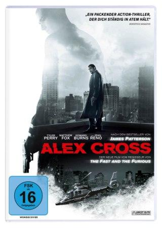 Alex Cross - DVD-Cover