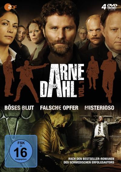 Arne Dahl - DVD-Cover