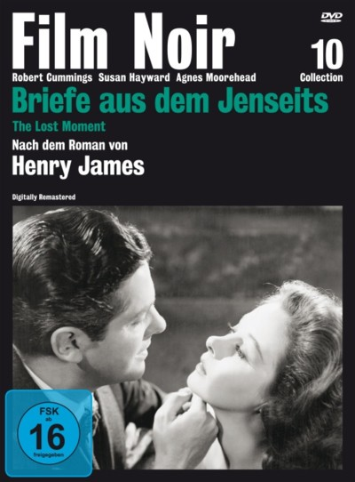 Briefe aus dem Jenseits - DVD-Cover