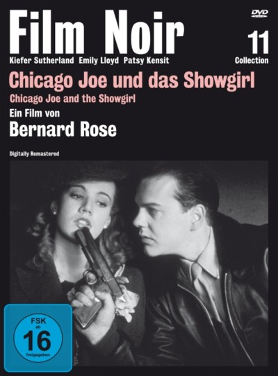 Chicago Joe und das Showgirl - DVD-Cover