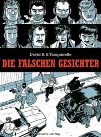 David B - Tanquerelle - Die falschen Gesichter - 2