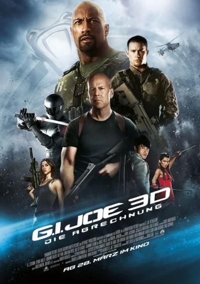 G.I._JOE_3D_Die_Abrechnung - Plakat