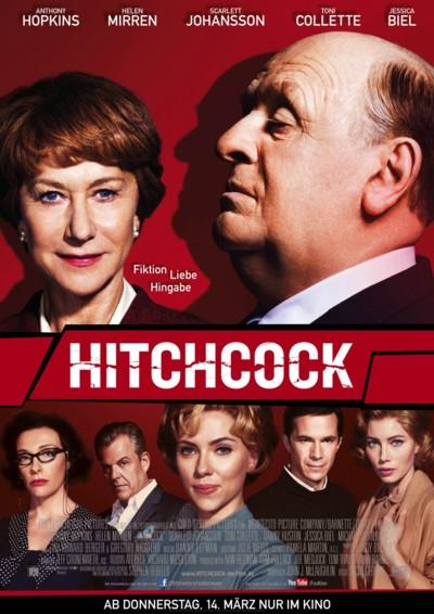 Hitchcock - Hauptplakat