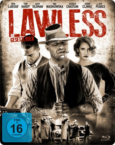 Lawless - Blu-ray Steelbook