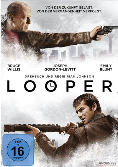 Looper - DVD-Cover