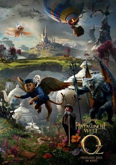 Oz - Plakat R