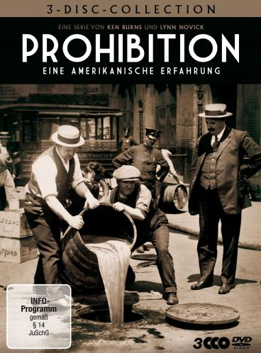 Prohibition - DVD-Cover