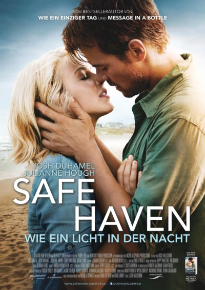 Safe Haven - Plakat