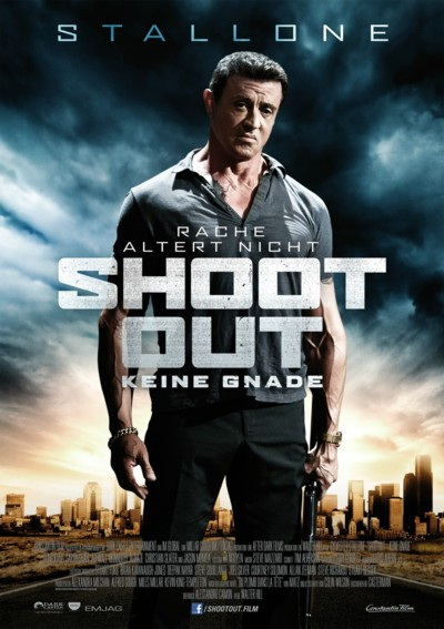 Shootout - Plakat