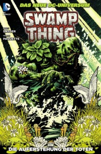 Snyder - Swamp Thing 1