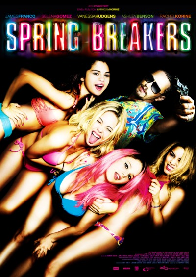 Spring Breakers - Plakat