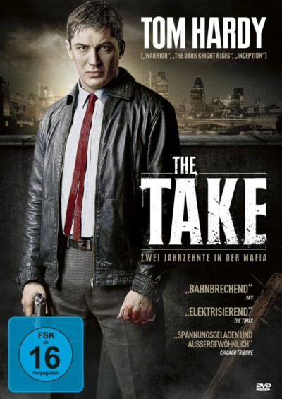 The Take - DVD-Cover