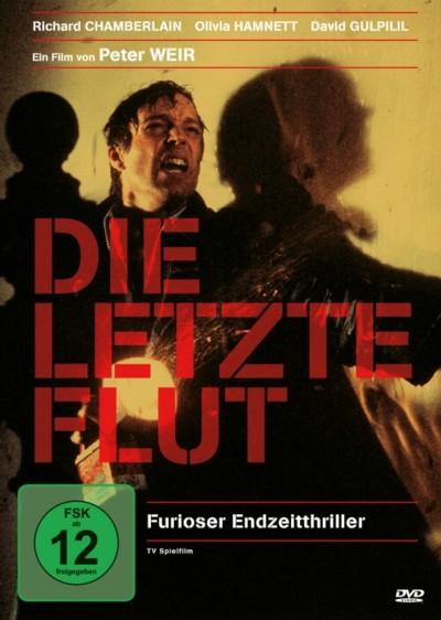 Die letzte Flut - DVD-Cover
