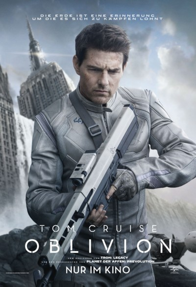 Oblivion - Teaser Tom Cruise