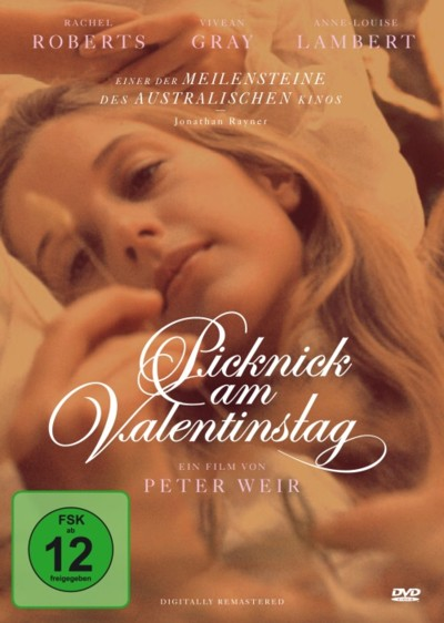 Picknick am Valentstag - DVD-Cover